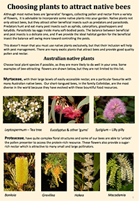 Choosing plants to attract native bees.pdf